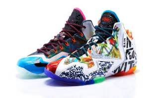 photo new nike shoes called quot what the lebron quot are absurd