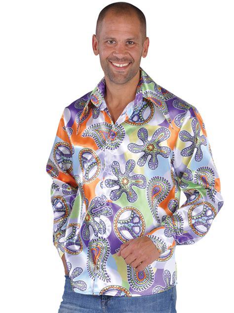 70 s mens cool satin shirt 212229 132 fancy dress