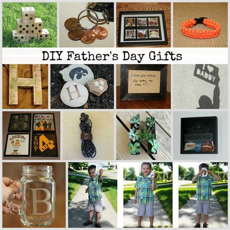 best diy father s day gifts sometimes homemade