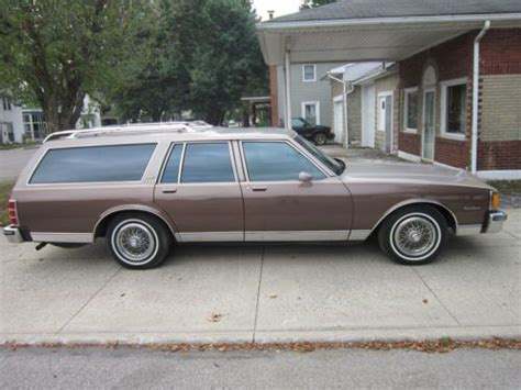 how things work cars 1983 chevrolet caprice spare parts catalogs sell used quot no reserve quot 1983 chevy station wagon quot 70 000 miles everything works in caledonia