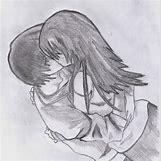 Kissing Couple Sketch   900 x 910 jpeg 251kB