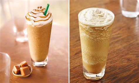 Caramel Frappuccino Light Blended Beverage by Healthiest Iced Starbucks Drinks Popsugar Fitness