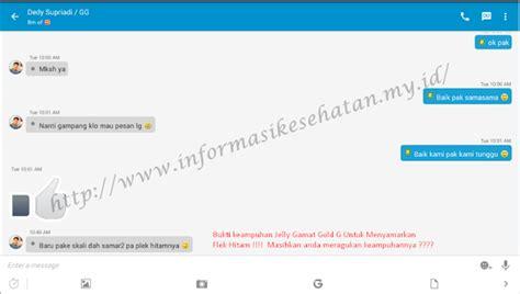 Jelly Gamat Gold G Lqs Cara Menghilangkan Keloid Secara Total Kulastalon Health
