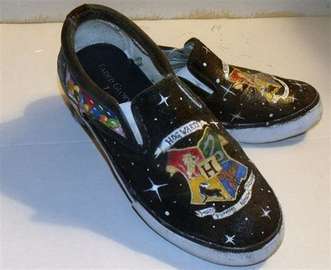 harry shoes for harry potter shoes 4 by kaminturndesigns on deviantart