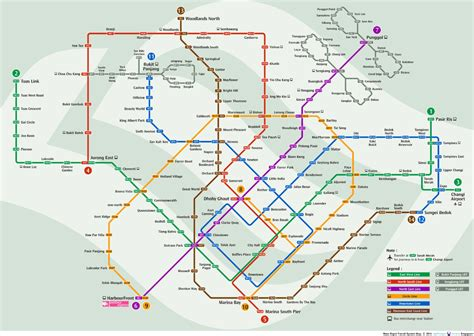 singapore mrt map downtown mrt map images search