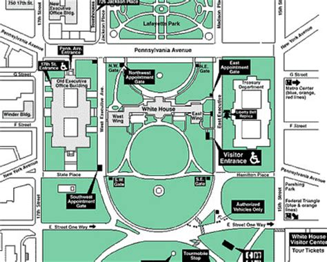 the white house floor plans washington dc white house map white house floor plan