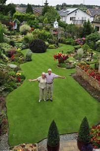 home gardening is this britain s most immaculate garden pensioner spends