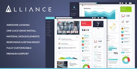 Alliance Intranet Extranet Wordpress Theme By Themerex Themeforest Best Intranet Template