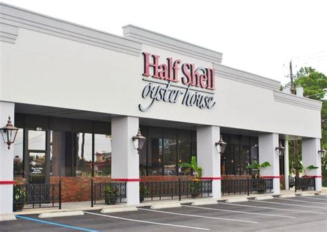 half shell oyster house menu half shell oyster house jpg