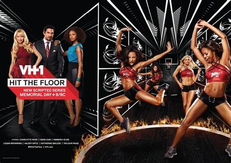 thoughts on hit the floor after its tv debut last night kimberly elise taylour paige