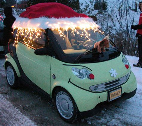 do you decorate your vehicle for christmas page 2