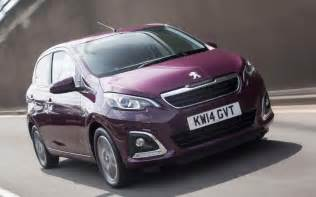 Peugeot Pictures Peugeot 108 Review