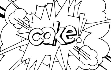 free coloring pages of pop art