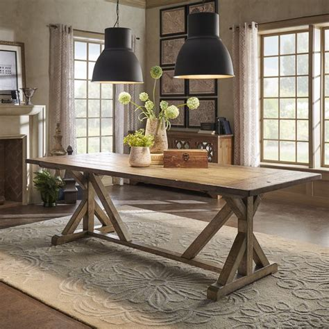 farm dining room table 25 best ideas about rustic farm table on