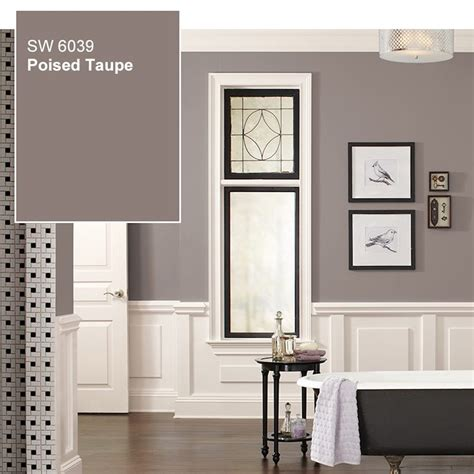 sherwin williams poised taupe color of the year 2017 25 best two paint colors in one room wallpaper cool hd