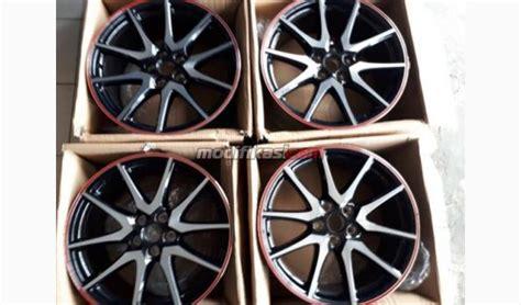 Liner Depan Terios Ori 1buah velg oem alphard gs brand new original