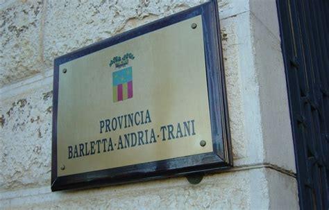 uffici provinciali bat uffici e servizi provinciali chiusi il 14 agosto
