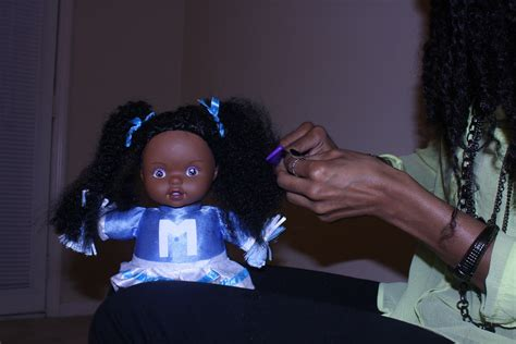 black doll experiment the hair doll experiment did black children