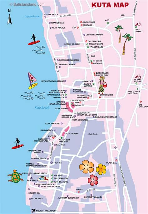 printable road map of bali bali weather forecast and bali map info detail map of