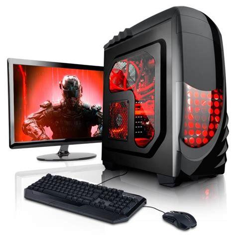 pc gamer unit 233 centrale pc gamer complet ecran led 22