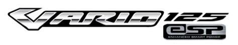 Logo Fi Idling Stop honda vario 125 sp pt prioritas makmur sejahtera