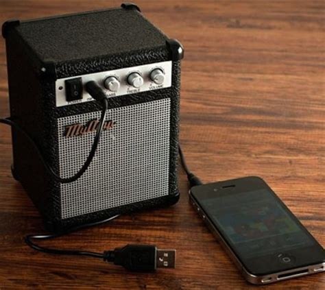 Speaker Mini Gitar you seen that mini guitar speaker for your smart