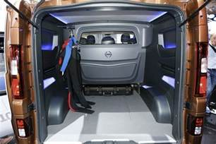 Opel Vivaro Interior 2018 Opel Vivaro Surf Review Design Specs Cars Sport