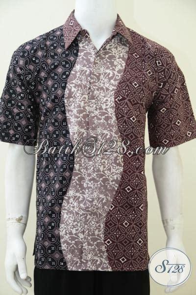 desain baju batik anak muda baju batik anak muda dan remaja pria masa kini dengan