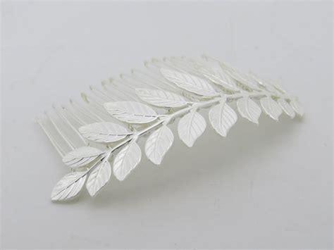 Wedding Hair Accessories Sale by Leaf Hair Comb Sale Bridal Hair Accessories Bridal