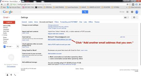 How To Search For Emails On Gmail How To Use Gmail To Send And Receive Email From Your Own