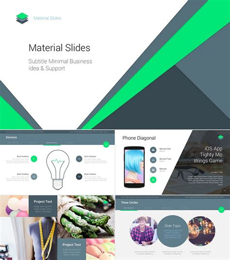 25 Awesome Powerpoint Templates With Cool Ppt Designs Codeholder Net Awesome Powerpoint Presentation Templates