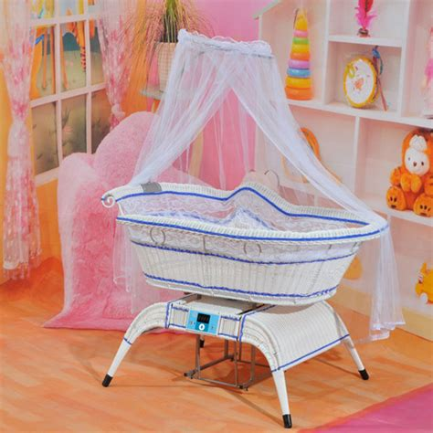 baby electric swing bed electric swing baby bed in foshan guangdong china