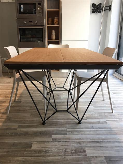 tavolo allungabile prezzi tavolo rettangolare allungabile e allargabile fil8 in