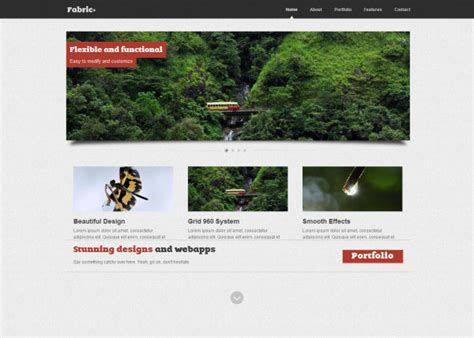 html5 profile template 4 designer the a practical profile template html5 css3no 1
