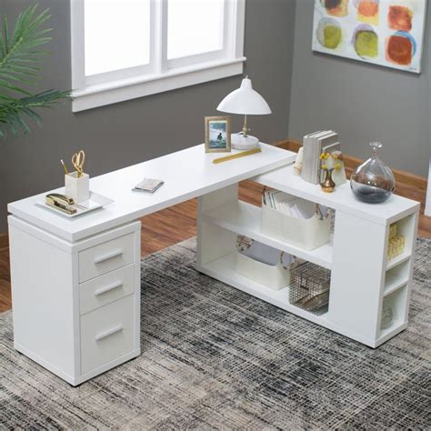 white l shaped office desk best 25 l shaped desk ideas on office desks