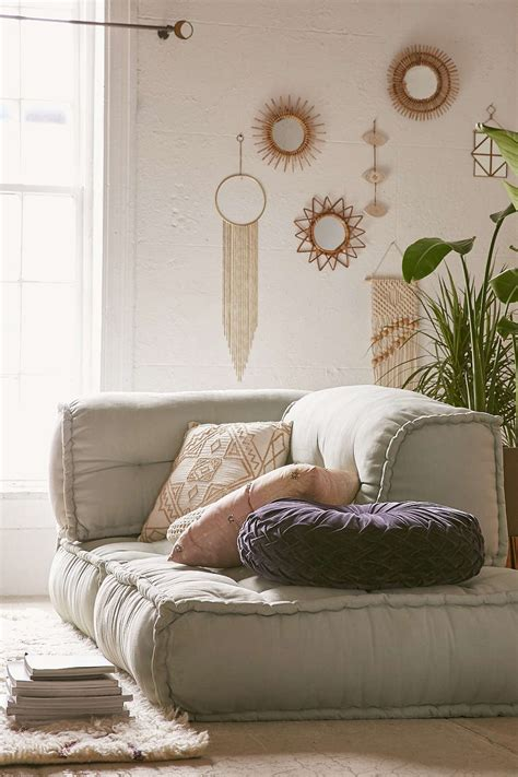 home decor websites like urban outfitters reema floor cushion havenly