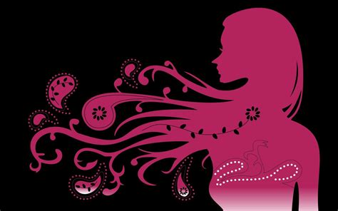 wallpaper girl pink cool teenage backgrounds wallpaper cave
