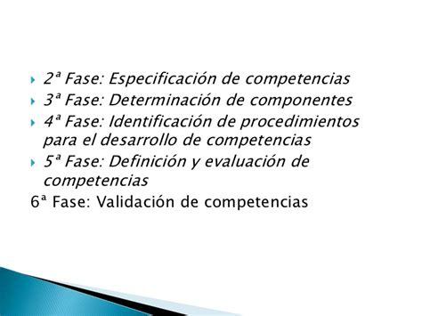 Evaluaci N De Un Modelo Curricular Por Competencias modelo de curricular por competencias