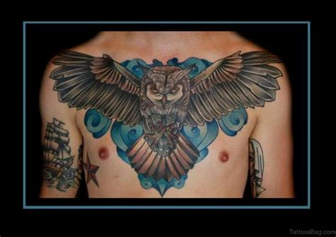 flying owl tattoo tattoo collections