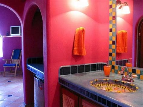 mexican bathtub how to decorate your bathroom in mexican style interior