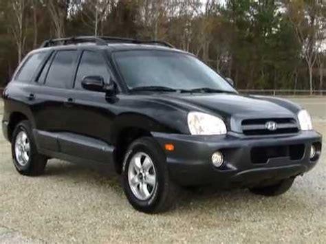 2004 Hyundai Santa Fe Tire Size by 2006 Hyundai Santa Fe