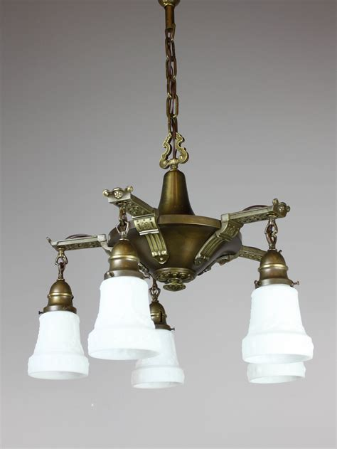 edwardian light fixtures antique edwardian pan light fixture 5 light renew gallery