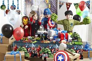 Superhero Baby Shower Decorations Avengers Party Inspiration Party Pieces Blog Amp Inspiration