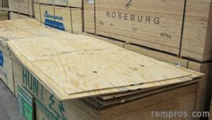 Plywood Plywood Nominal Dimensions