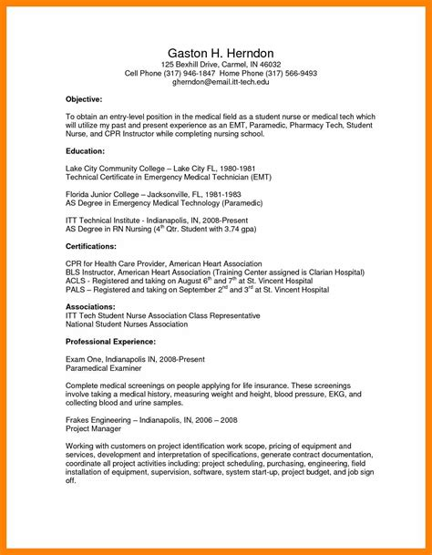 Resume Format Pdf For Engineering Freshers by Resume Putting Education First Hr Generalist Job Description For Resume Traditional Resume