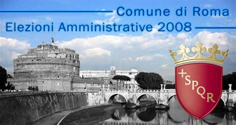 ufficio elettorale comune di roma comune di roma servizi elettorali e informativi