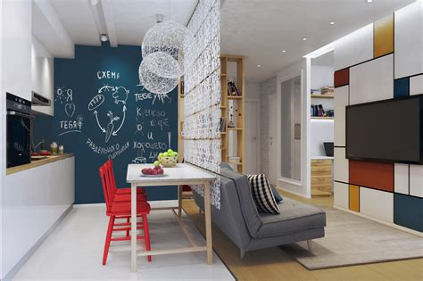 tiny apartment ideas apartment designs for a small family and a