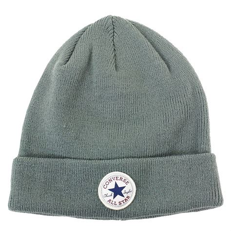 knit beanie mens converse s beanie knit cap hat one size fits