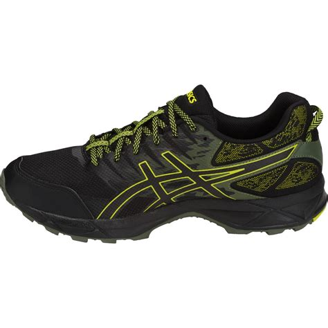 Asics Gel Sonoma 3 Original 3 asics gel sonoma 3 d 4e mens trail running shoes black sulphur black