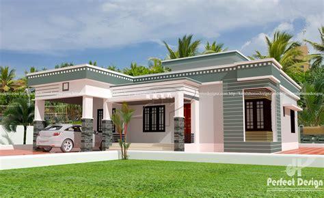 home design story beds 3 bed room modern single floor home kerala home design